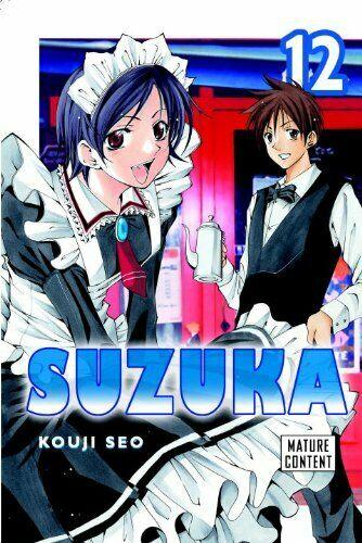 SUZUKA 12 By Kouji Seo *Excellent Condition*