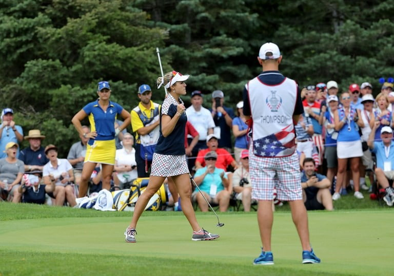 lexi The Solheim Cup - Day Three