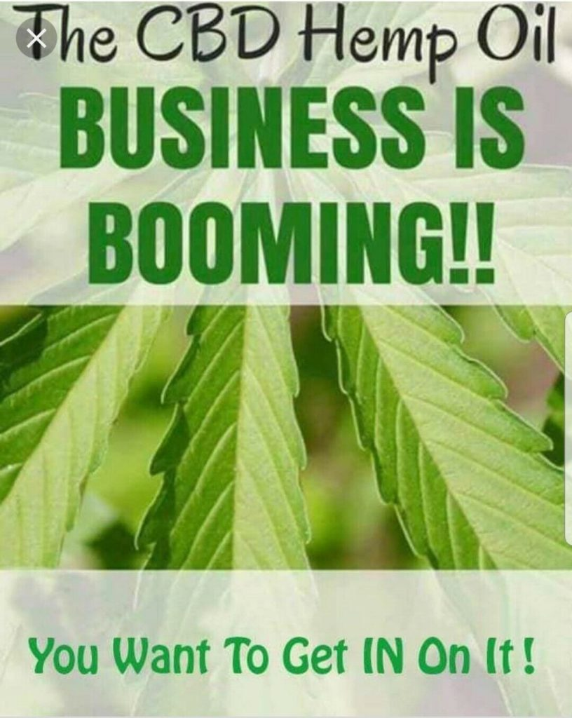 Start Your Own Turnkey CBD Business with Website and Weekly Training Provided