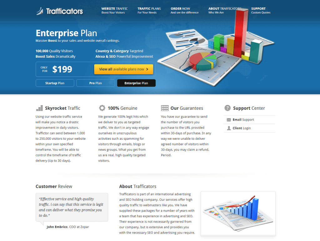 Traffic Reseller Business for Sale - Great Potential - Auto Pilot