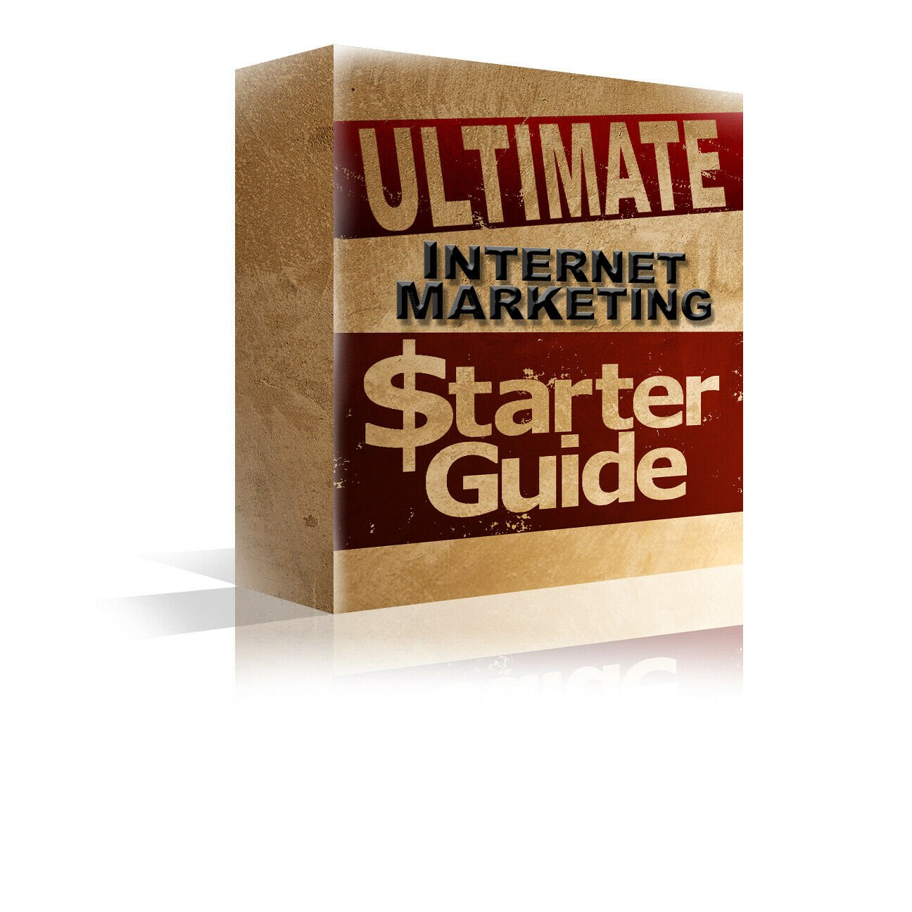 Ultimate Internet Marketing Starter Guide PDF eBook+Master Resell Right