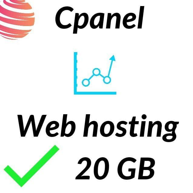 Unlimited website cPanel SSD Web Hosting - Prepaid 12 months