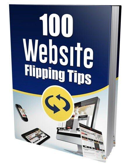 Website Flipping (100 Tips)