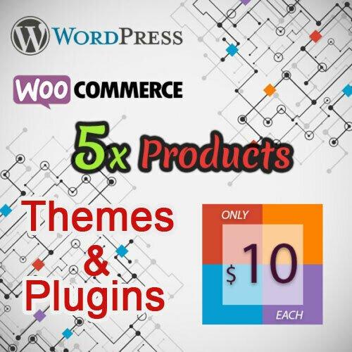 WordPress & WooCommerce - Themes & Plugins - Mega Collection