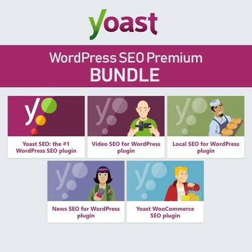 Yoast SEO 12.0.0 ⭐ Plugin 5 in 1 ⭐ All Extensions ⭐ ULTIMATE VERSION WORDPRESS