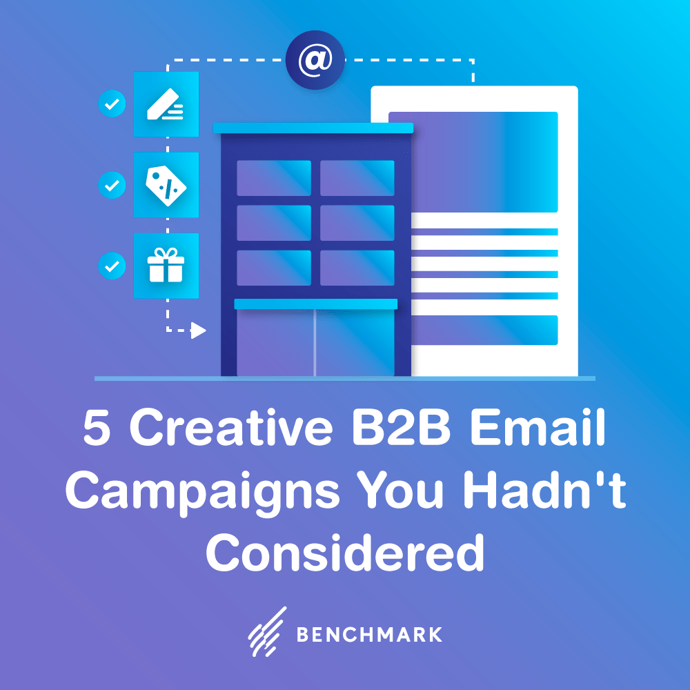 5 Creative B2B Emails You Hadn't Considered