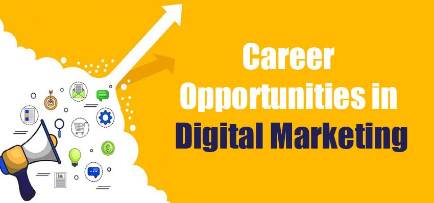 Digital Marketing as a career option Proideators
