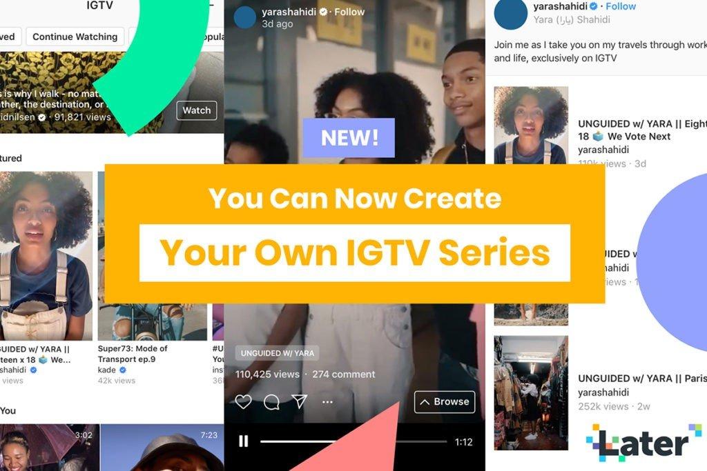 IGTV-Series