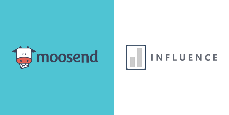 influence integration with moosend