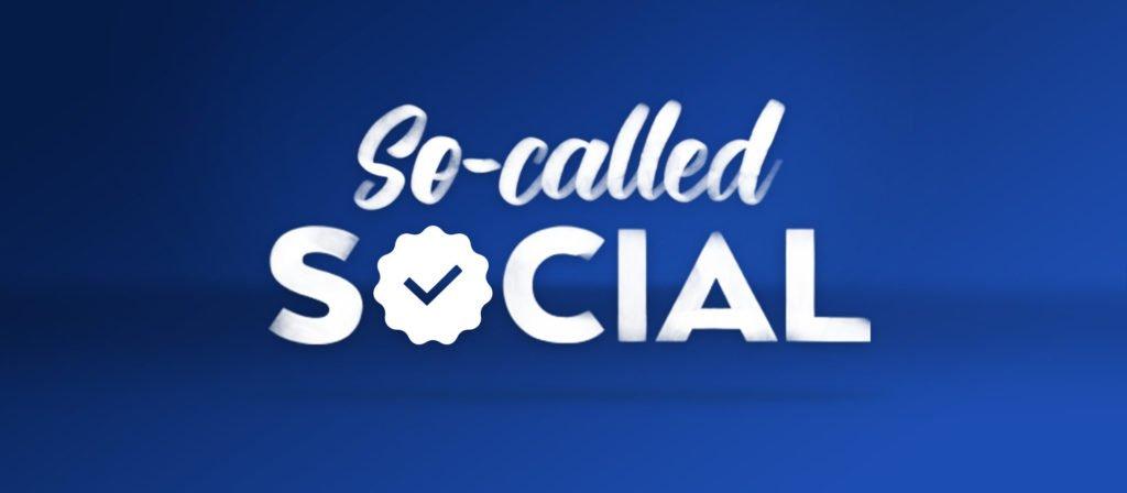 So-Called Social: Week ofMay 21