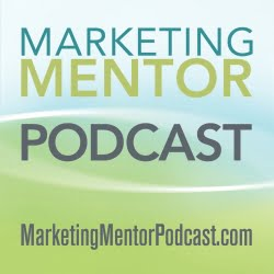 The Marketing Mentor Podcast: Bryn's approach to LinkedIn: narrow, participate, reach out.