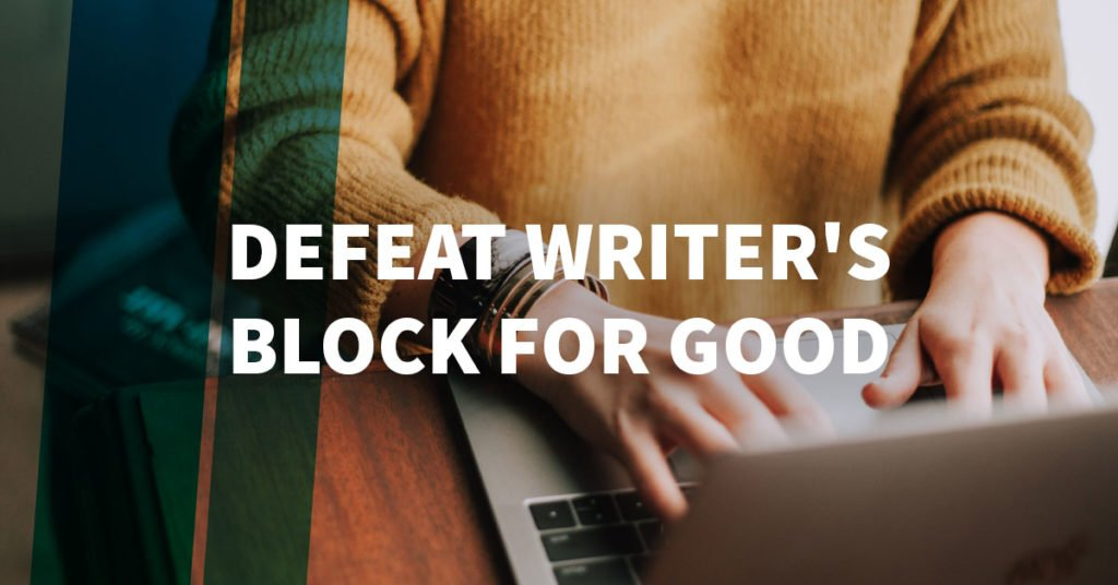This Email Copywriting Formula Will Defeat Writer's Block