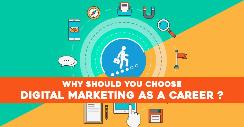 Why Digital Marketing Is In Demand And Has A Great Scope As A Career