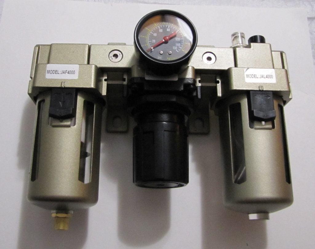 "1/2""  NPT Air Filter Regulator Lubricator Combo  FRL for air compressor"
