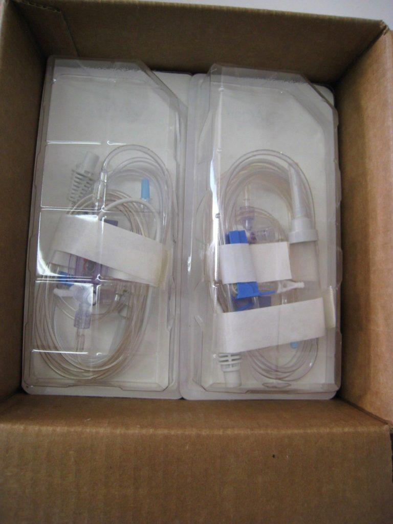 7 Argon Medical Devices Disposable Transducer Model 2 Micro 3ml 041586505A