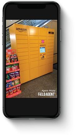 Amazon Lockers Agent Photo