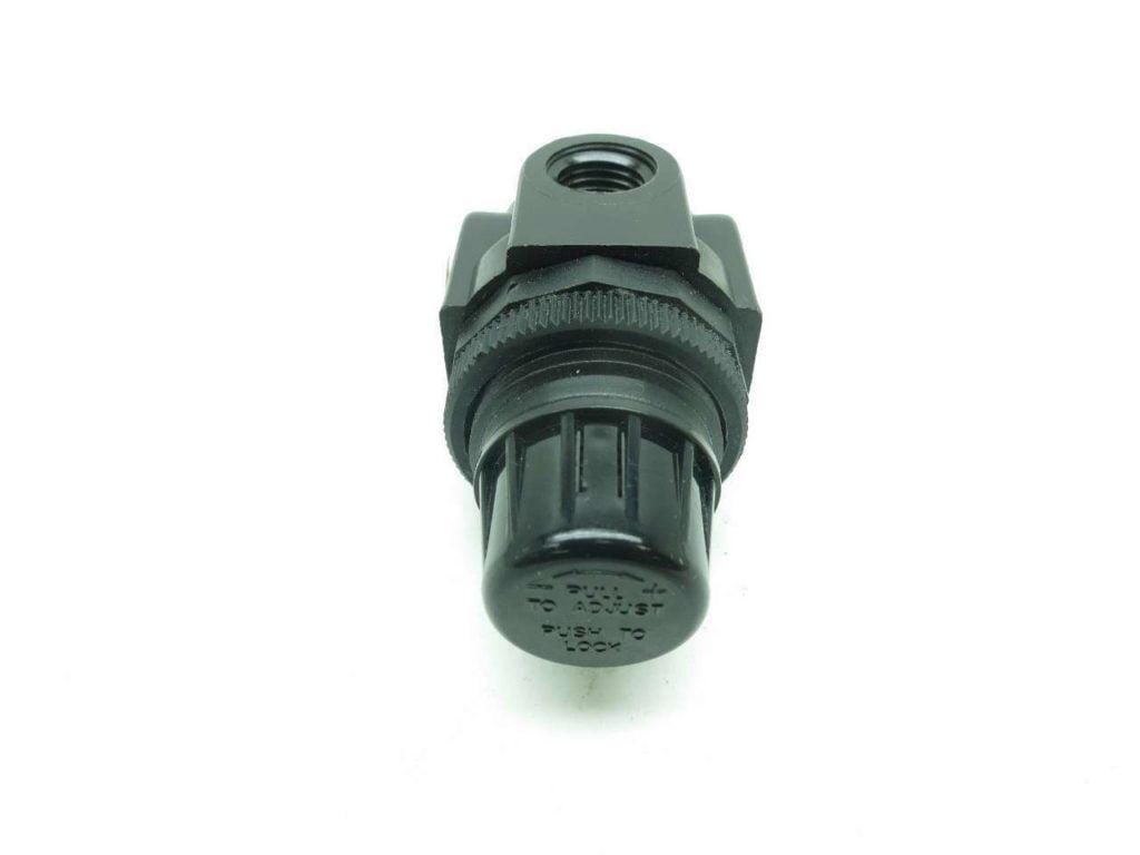 Arrow Pneumatics R262-S9 Miniature 5-125psi Pneumatic Regulator