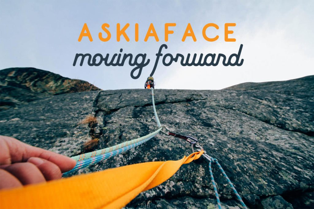 Askiaface for iOS & Android moving forward