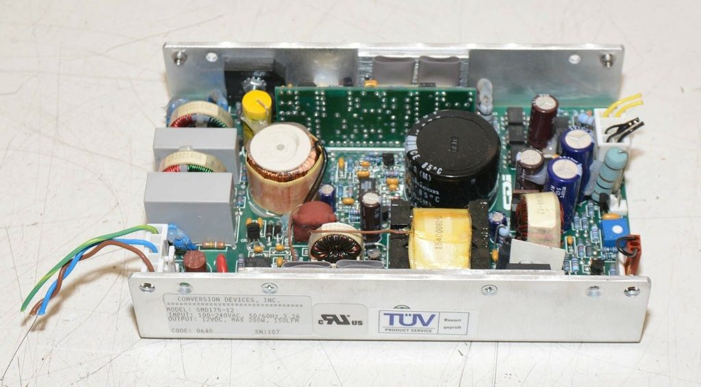 Conversion Devices SMD175-12 12VDC 200Watt Medical Device Power Supply