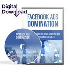 Facebook Ads Domination Video Course & e. Book To Increase Business Profits