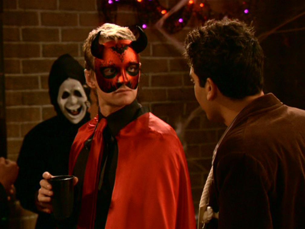 Image result for devil barney stinson
