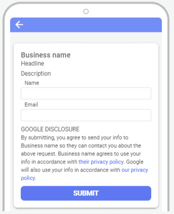 Google Ads Rolls Out Lead Form Extension