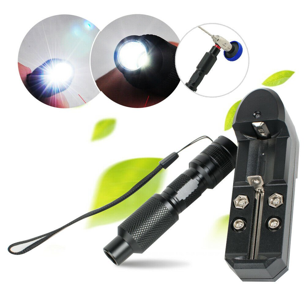 LED Cold Light Source Endoscopy Connector Fit for Storz Olympus Medical Device