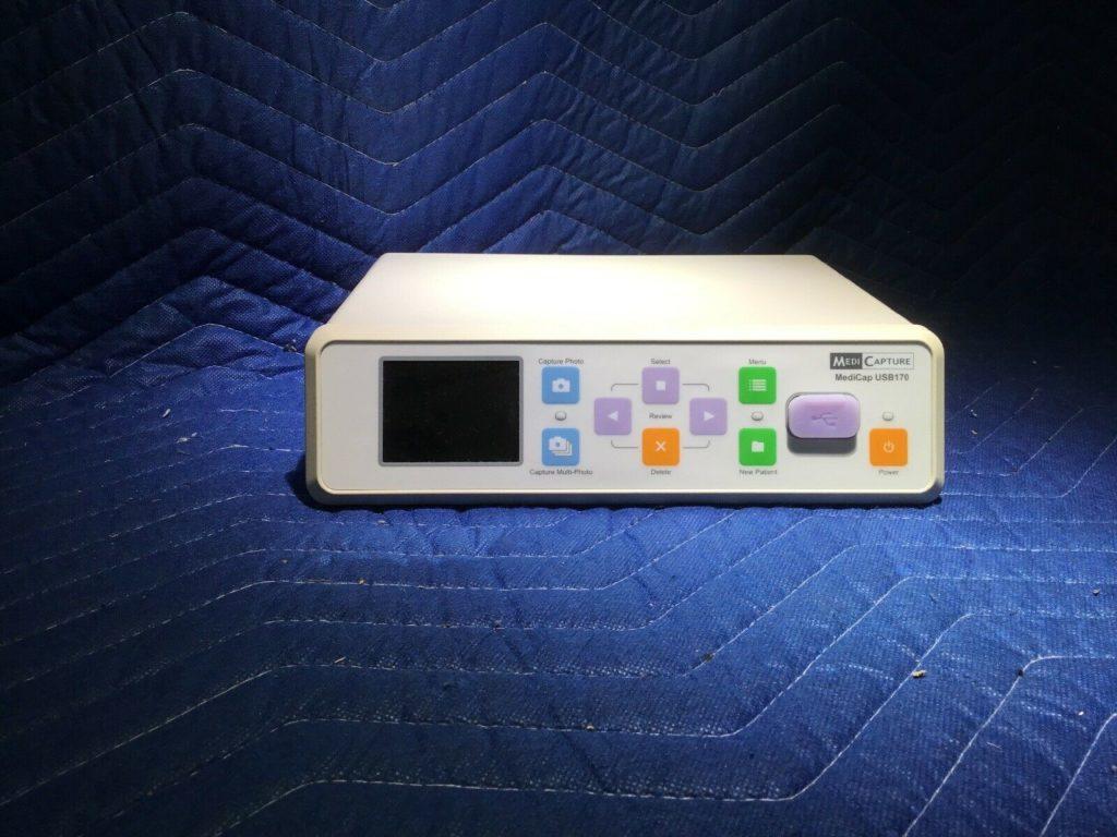 MEDICAPTURE  USB170 Medical Image Recorder Capture Device