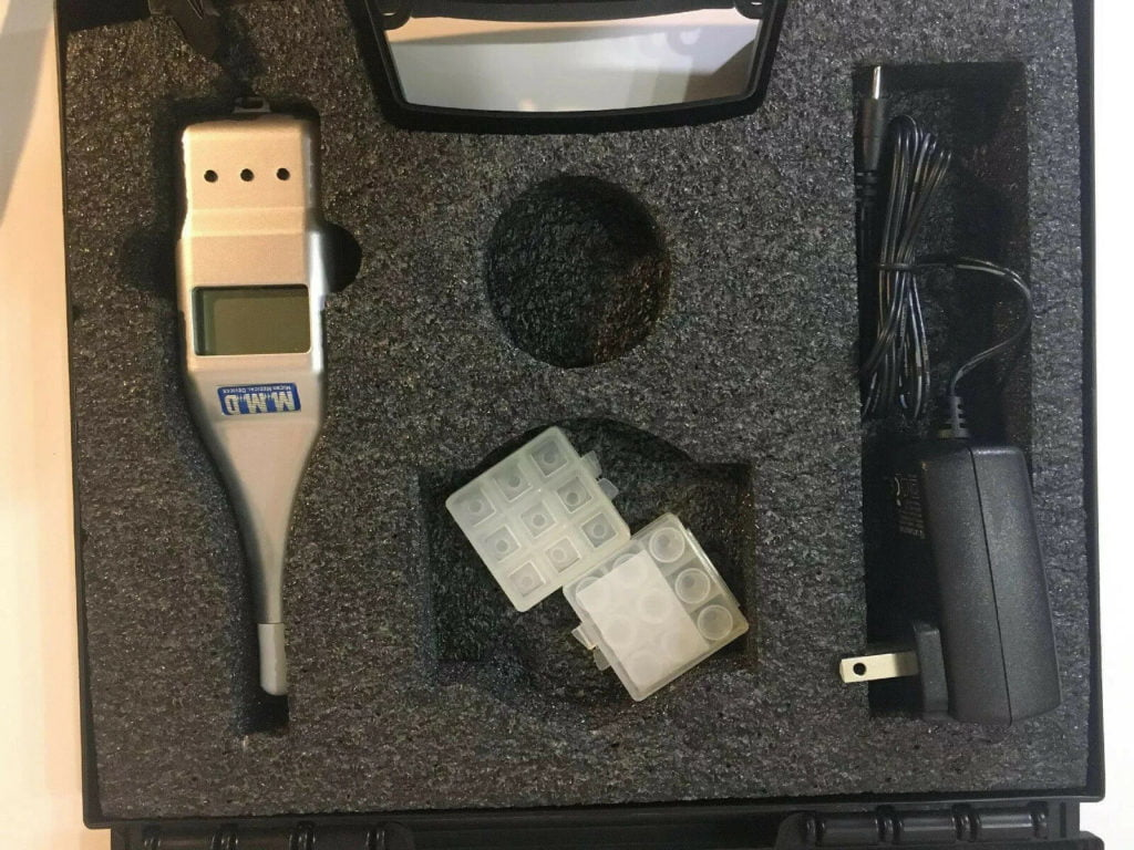 MMD Micro Medical Devices Palmscan P2000 FP Handheld Pachymeter Light Weight