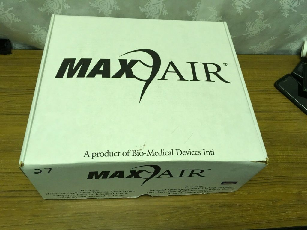 Max Air Systems Bio-Medical Devices Cuff System Assembly 2000-600 bmdi maxair