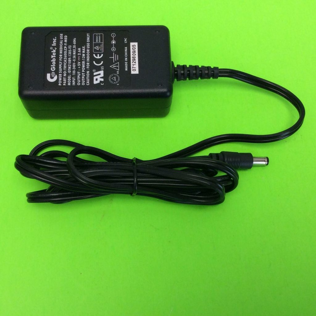 Medical Device GTM21089-1305-T3 TR9CA2600LCP-Y-MED +5V DC 2.6A  Power Adapter