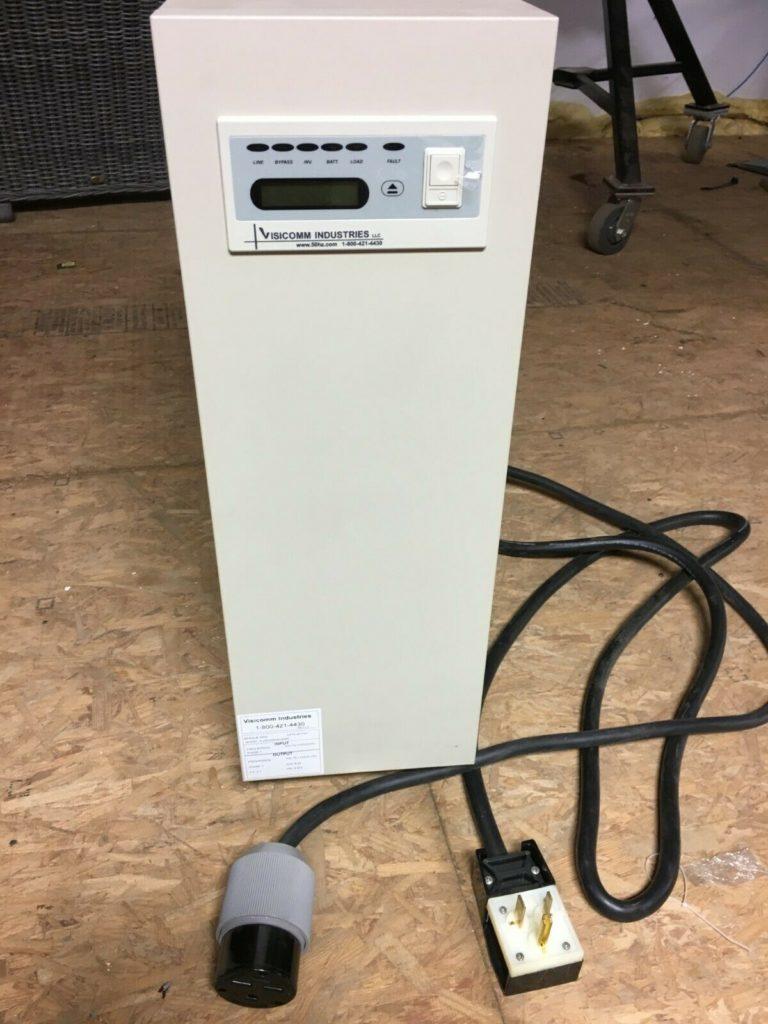 Quad Tech/Visicomm 277/299 Medical Device Safety Analyzer