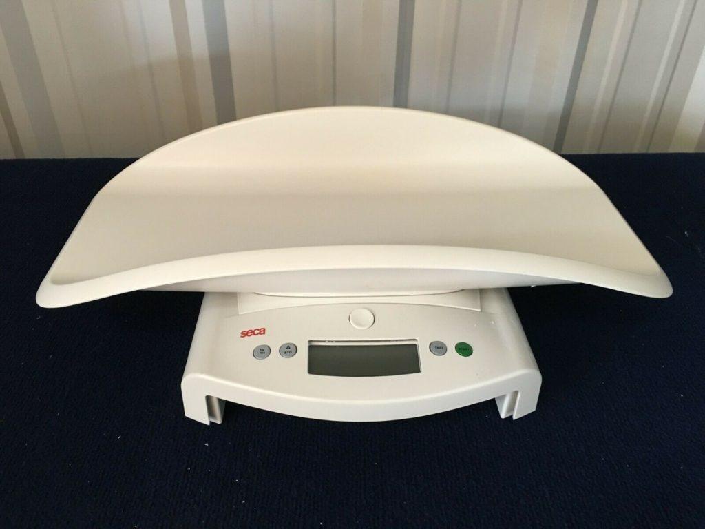 Seca Lena 354 Digital Baby Scale Medical weighing device (B5-4)