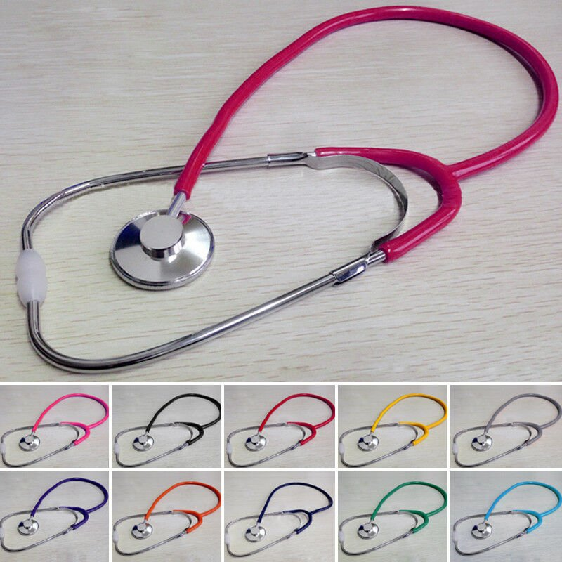 Single Head EMT Clinical Stethoscope Medical Auscultation Device For Doctors Hot