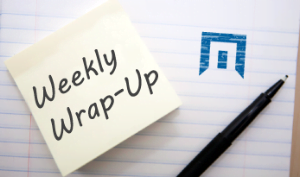 weekly wrap-up 8/16/19