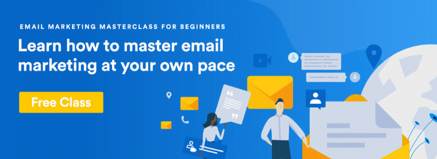 Wishpond Email Marketing Master Class for Beginners