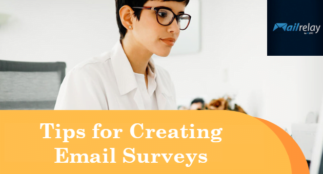 Tips for Creating Email Surveys