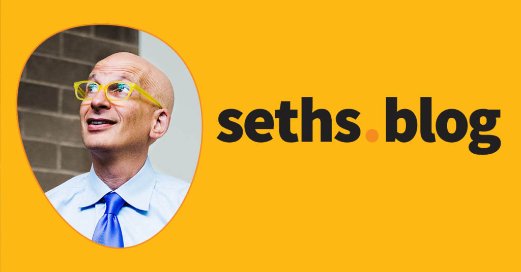 Only the hits | Seth's Blog