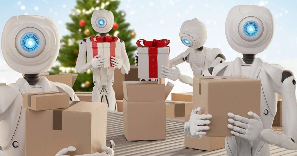 Retailers, the Holiday Season, and AI and Big Data