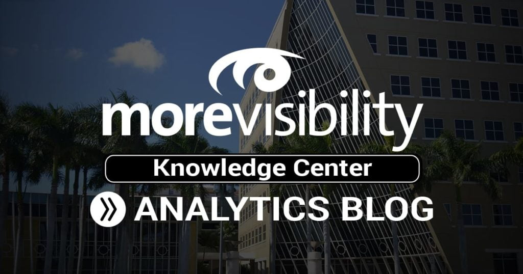Top 3 Analytics Points You Missed at MoreVisibility's April 10 Workshop