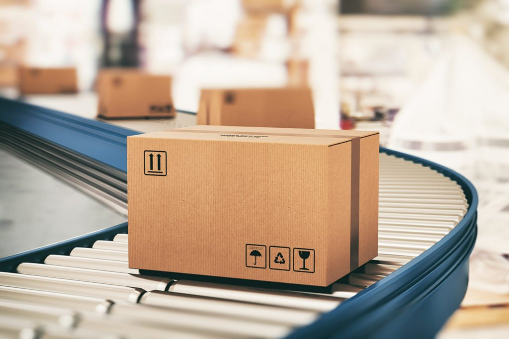 Image of cardboard box representing TUNE 2019 product launches, updates, and highlights.