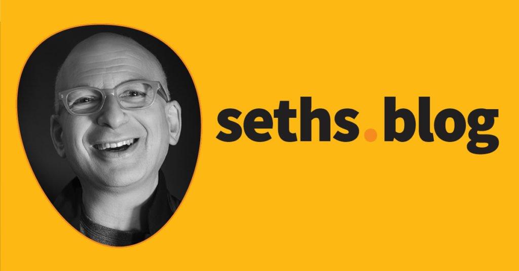 Cars, houses and TVs | Seth's Blog