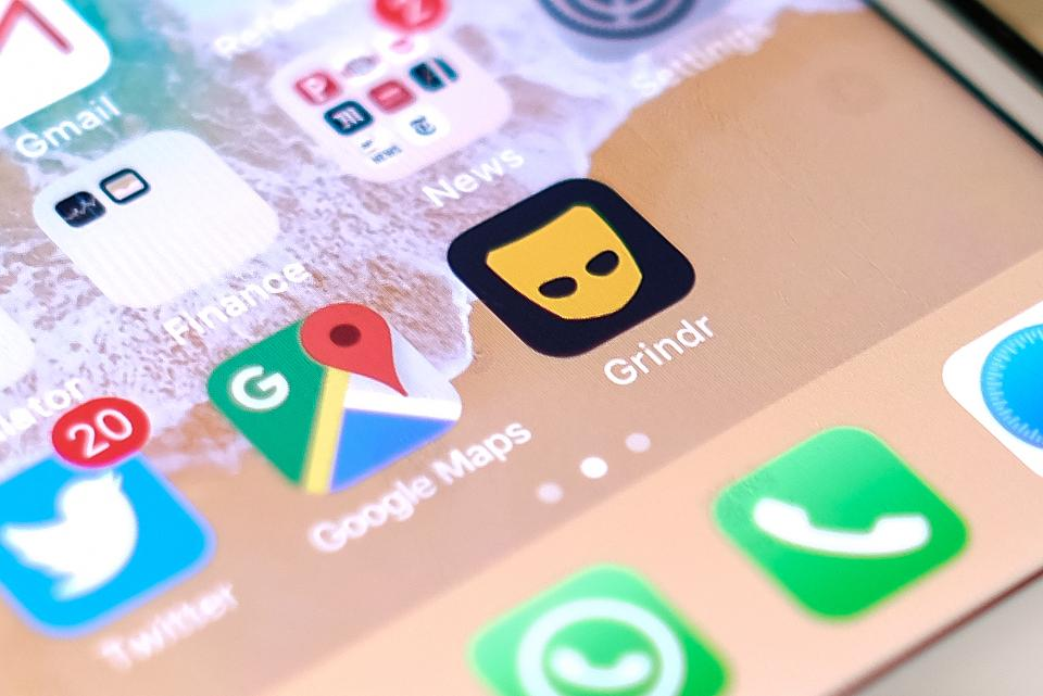 US-CHINA-SECURITY-IT-INTERNET-SOFTWARE-GAY-GRINDR