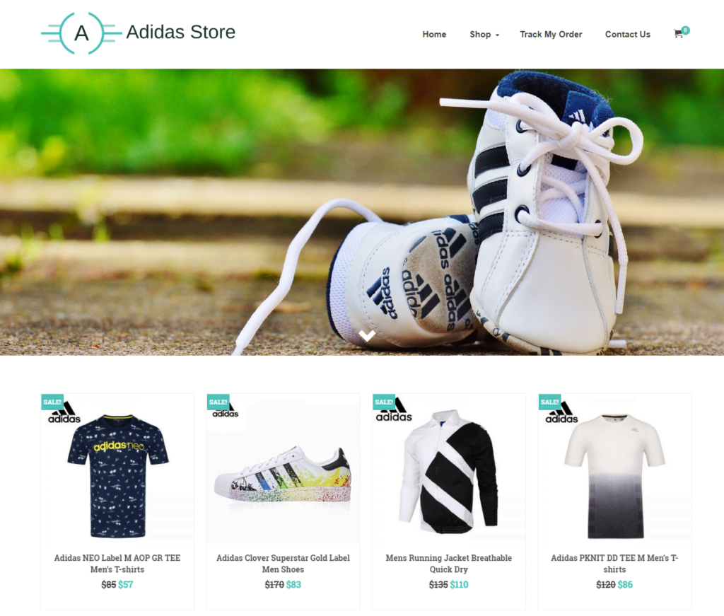 Established Adidas Turnkey Website BUSINESS For Sale - Profitable DropShipping