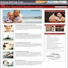 Established 'DATING TIPS' Affiliate Website Turnkey Business (FREE HOSTING)