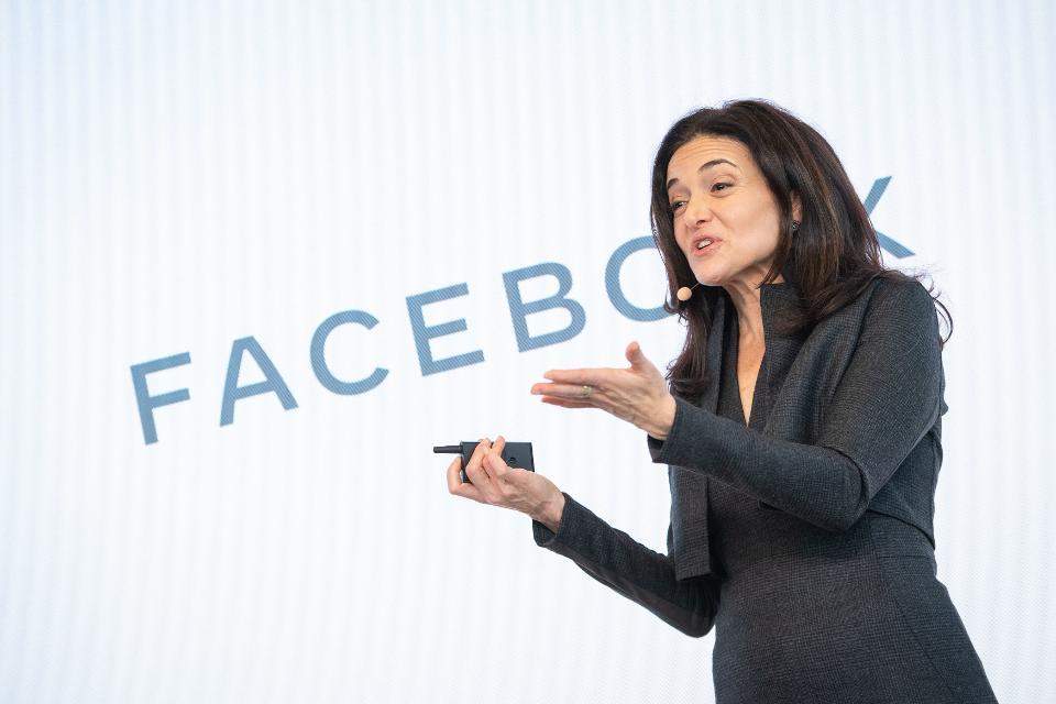 Facebook jobs announcement