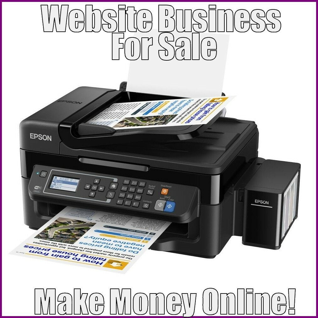 PHOTO PRINTERS Website Earn $98.51 A SALE|FREE Domain|FREE Hosting|FREE Traffic
