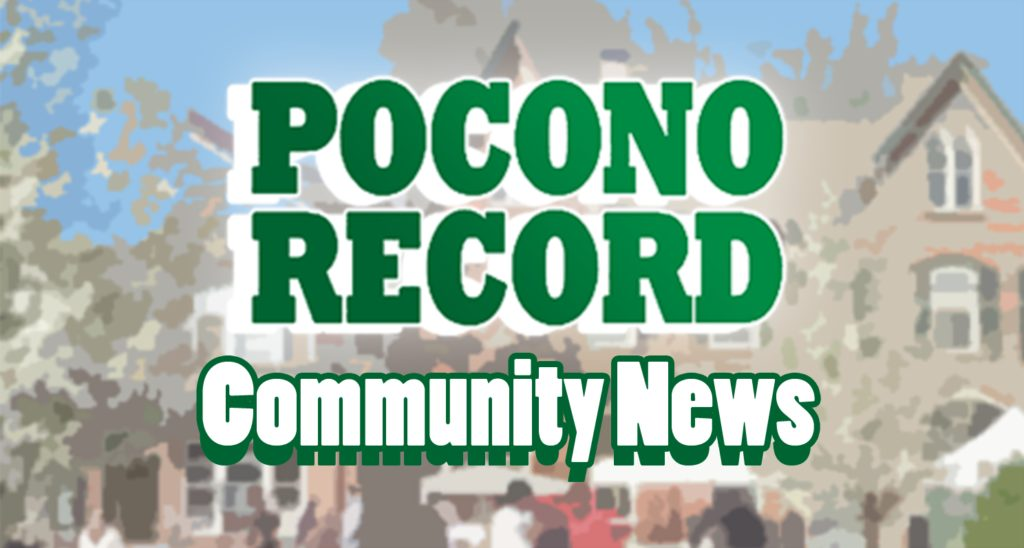 POCONO BULLETIN BOARD - News - poconorecord.com