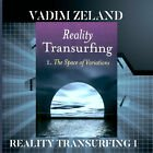 Reality Transurfing 1 The Space of Variations Vadim Zeland Audio and PDF Book