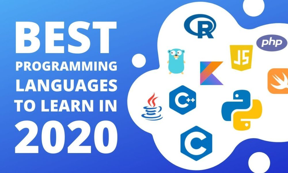 What are the best programming languages to learn in 2020